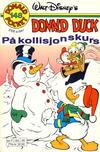 Cover Thumbnail for Donald Pocket (1968 series) #148 - Donald Duck på kollisjonskurs [1. opplag]