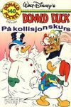 Cover Thumbnail for Donald Pocket (1968 series) #148 - Donald Duck på kollisjonskurs [Reutsendelse]