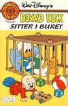 Cover Thumbnail for Donald Pocket (1968 series) #151 - Donald Duck sitter i buret [1. opplag]