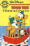 Cover Thumbnail for Donald Pocket (1968 series) #152 - Donald Duck viser båtvett [1. opplag]
