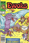 Cover for The Ewoks (Marvel, 1985 series) #3 [Newsstand]