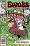 Cover Thumbnail for The Ewoks (1985 series) #2 [Newsstand]