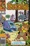 Cover Thumbnail for The Ewoks (1985 series) #5 [Newsstand]