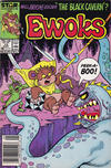 Cover for The Ewoks (Marvel, 1985 series) #13 [Newsstand]