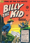 Cover for Billy the Kid Adventure Magazine (World Distributors, 1953 series) #13