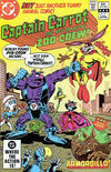 Cover for Captain Carrot and His Amazing Zoo Crew! (DC, 1982 series) #2 [Direct]