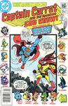 Cover for Captain Carrot and His Amazing Zoo Crew! (DC, 1982 series) #14 [Canadian]