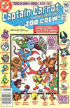 Cover for Captain Carrot and His Amazing Zoo Crew! (DC, 1982 series) #15 [Canadian Newsstand Edition]