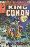 Cover for King Conan (Marvel, 1980 series) #18 [Canadian Newsstand Edition]