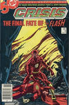 Cover for Crisis on Infinite Earths (DC, 1985 series) #8 [Canadian]