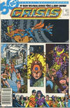Cover Thumbnail for Crisis on Infinite Earths (1985 series) #11 [Canadian Newsstand Edition]