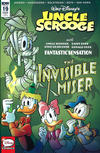 Cover Thumbnail for Uncle Scrooge (2015 series) #19 / 423 [Retailer Incentive Variant Cover]