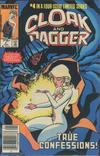 Cover Thumbnail for Cloak and Dagger (1983 series) #4 [Canadian Newsstand Edition]