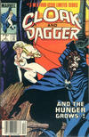 Cover Thumbnail for Cloak and Dagger (1983 series) #3 [Canadian Newsstand Edition]