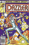 Cover Thumbnail for Dazzler (1981 series) #20 [Canadian Newsstand Edition]