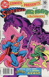 Cover for DC Comics Presents (DC, 1978 series) #55 [Canadian Newsstand Edition]