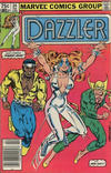 Cover Thumbnail for Dazzler (1981 series) #24 [Canadian Newsstand Edition]