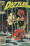 Cover Thumbnail for Dazzler (1981 series) #36 [Canadian Newsstand Edition]