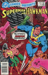 Cover for DC Comics Presents (DC, 1978 series) #74 [Canadian Newsstand]