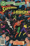 Cover Thumbnail for DC Comics Presents (1978 series) #80 [Canadian Newsstand Edition]