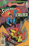 Cover for DC Comics Presents (DC, 1978 series) #88 [Canadian Newsstand]