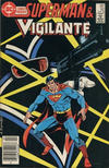 Cover for DC Comics Presents (DC, 1978 series) #92 [Canadian Newsstand Edition]