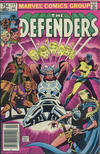 Cover for The Defenders (Marvel, 1972 series) #117 [Canadian]