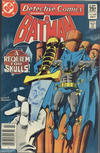 Cover Thumbnail for Detective Comics (1937 series) #528 [Canadian Newsstand Edition]