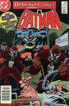 Cover for Detective Comics (DC, 1937 series) #533 [Canadian Newsstand Edition]