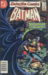 Cover for Detective Comics (DC, 1937 series) #536 [Canadian Newsstand]