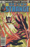 Cover Thumbnail for Doctor Strange (1974 series) #58 [Canadian Newsstand Edition]