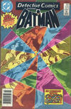 Cover for Detective Comics (DC, 1937 series) #535 [Canadian Newsstand]