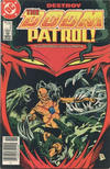 Cover for Doom Patrol (DC, 1987 series) #2 [Canadian]