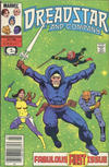 Cover for Dreadstar and Company (Marvel, 1985 series) #1 [Canadian Newsstand Edition]