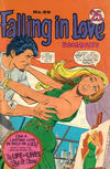Cover for Falling in Love Romances (K. G. Murray, 1958 series) #59