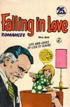 Cover for Falling in Love Romances (K. G. Murray, 1958 series) #60