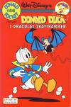 Cover for Donald Pocket (Hjemmet / Egmont, 1968 series) #156 - Donald Duck i Draculas skattkammer [1. opplag]