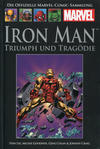Cover for Die offizielle Marvel-Comic-Sammlung (Hachette [DE], 2013 series) #7 - Iron Man: Triumph und Tragödie