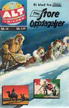 Cover for Alt i bilder (Illustrerte Klassikere / Williams Forlag, 1960 series) #14 - Store oppdagelser