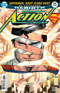 Cover Thumbnail for Action Comics (DC, 2011 series) #964