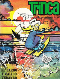 Cover Thumbnail for Trinca (Doncel, 1970 series) #42
