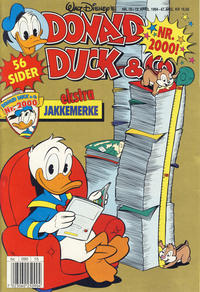 Cover Thumbnail for Donald Duck & Co (Hjemmet / Egmont, 1948 series) #15/1994