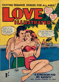Cover Thumbnail for Love Illustrated (Magazine Management, 1952 series) #28