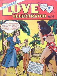 Cover Thumbnail for Love Illustrated (Magazine Management, 1952 series) #14