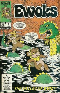 Cover Thumbnail for The Ewoks (Marvel, 1985 series) #4 [Direct]