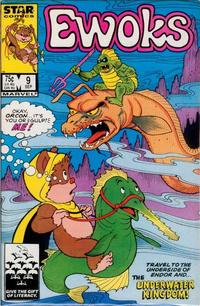 Cover Thumbnail for The Ewoks (Marvel, 1985 series) #9 [Direct]