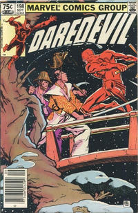 Cover Thumbnail for Daredevil (Marvel, 1964 series) #198 [Canadian]