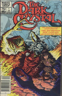 Cover Thumbnail for The Dark Crystal (Marvel, 1983 series) #1 [Canadian]