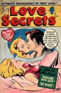 Cover Thumbnail for Love Secrets (Magazine Management, 1953 ? series) #6