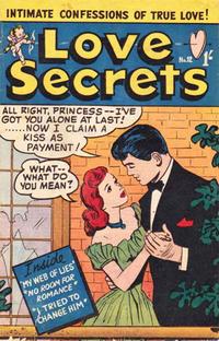 Cover Thumbnail for Love Secrets (Magazine Management, 1953 ? series) #12